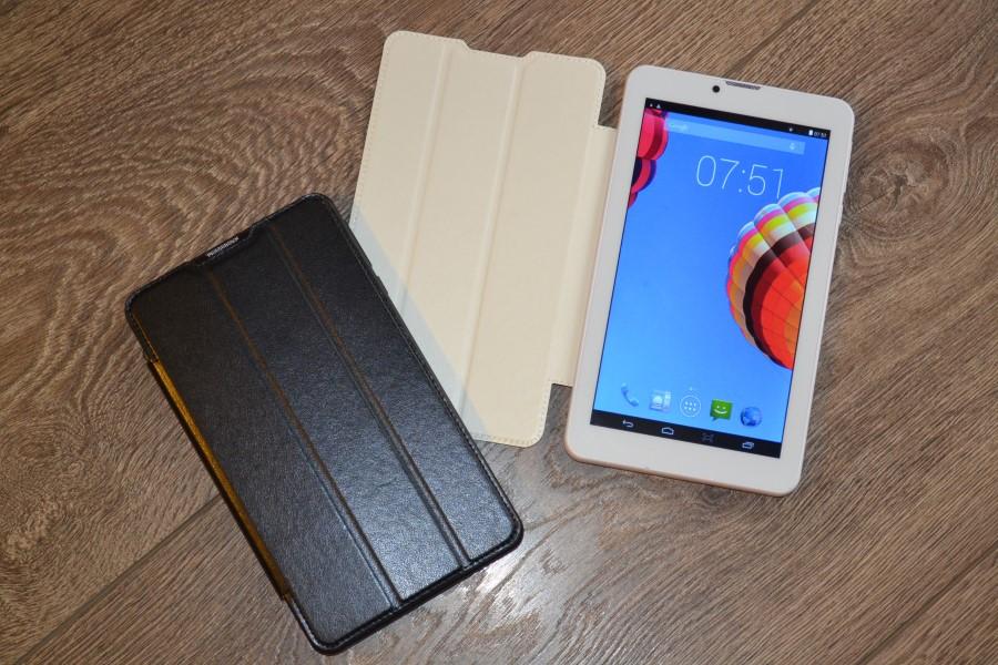 Коледна промоция на 3G таблет 2СИМ с флип калъф